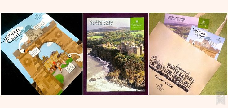 """""""Happy National Read a Book Day!  To celebrate, enjoy a visit to any of our Retail and Admissions outlets. The Culzean Castle and Country Park souvenir guidebook is a fantastic written tour of the site providing additional history of the castle and family, colourful photographs, maps, a background as to how the site worked, details about other sites in the area and information about The Eisenhower Hotel at Culzean Castle - all while being a fantastic momento of your visit!"""