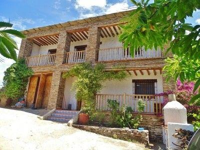 Rural house with land and pool - Alpujarra PropertyAlpujarra Property