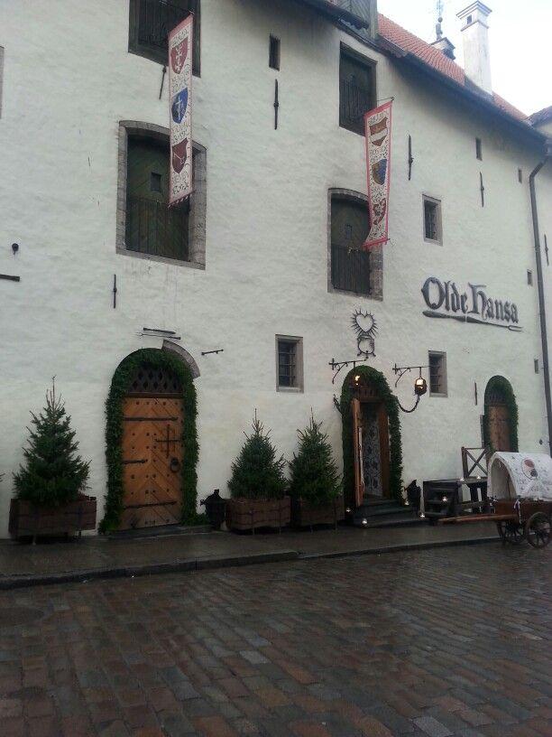 Keskiaikainen ravintola