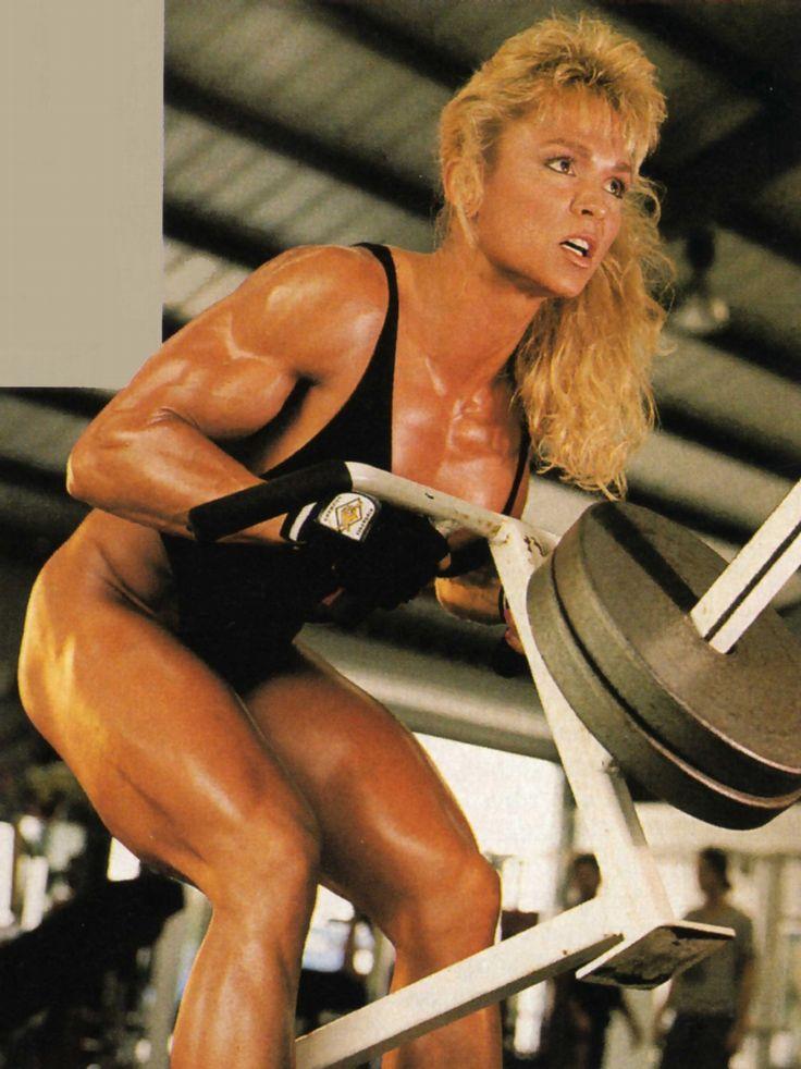 Tonya Knight | Fitness | Pinterest | Knight, Muscle girls