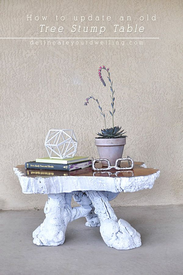 Best 25 tree stump table ideas on pinterest coffee for How to turn a trunk into a coffee table