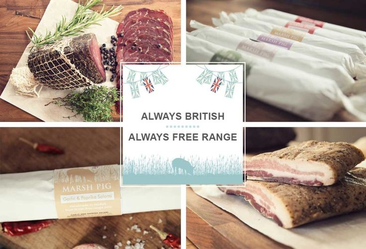 Marsh Pig - Always British | Always Free Range