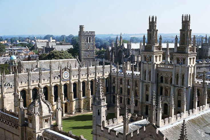 Oxford University in Oxford, England is the oldest English-speaking university in the world.