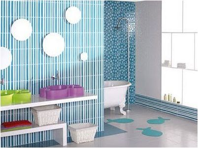 Cute Girl Bathrooms | Young Girls Bathroom  This Bathroom Can Be Used For  Boy Or