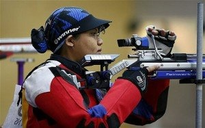 Pregnant Olympic Shooter Finishes Qualifying in 34th place