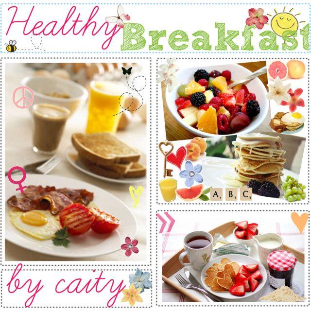 healty breakfast