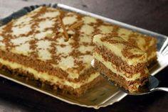 Este fim de semana comi um bolo incrível, o famoso bolo indiano. Gente, é muito bom, a combinação de canela e brigadeiro branco do recheio é perfeita! Comprei uma fatia generosa lá no Super Nosso G…