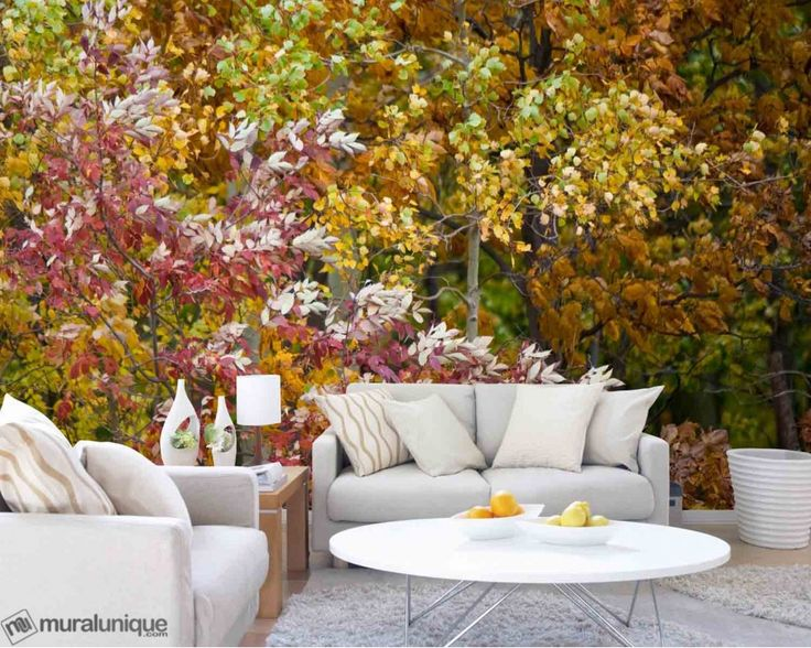 Autumn Leaves   Buy Prepasted Wallpaper Murals Online - Muralunique.com