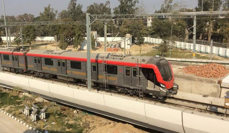 Lucknow Metro 4th set of train dispatched from Sri City plant near Chennai #RailAnalysis #Metro #News #Rail