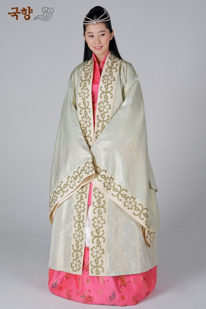 ♡삼국시대귀족♡ Three Kingdom Period Attire - Silla