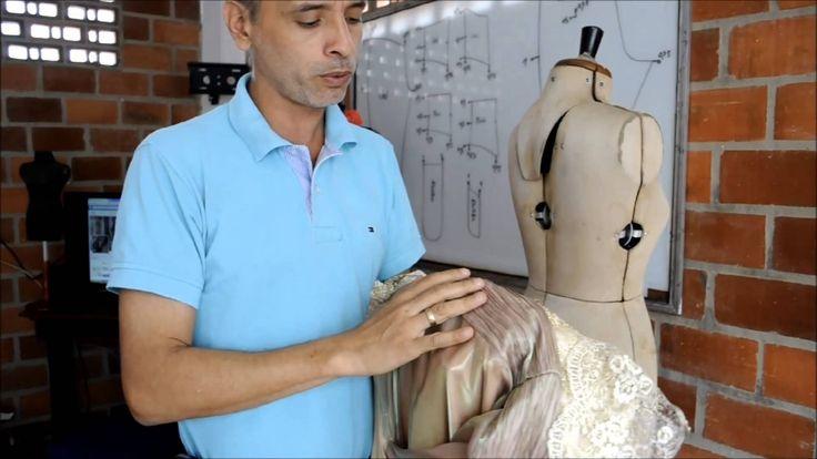 Seminario Intensivo Alta Costura - Colegiatura Santandereana de la Moda