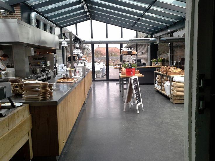 Restaurant Open Keuken Antwerpen : 17 beste ideeën over Bakkerij Interieur op Pinterest
