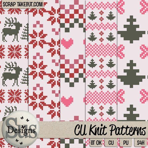 CU Knit Patterns