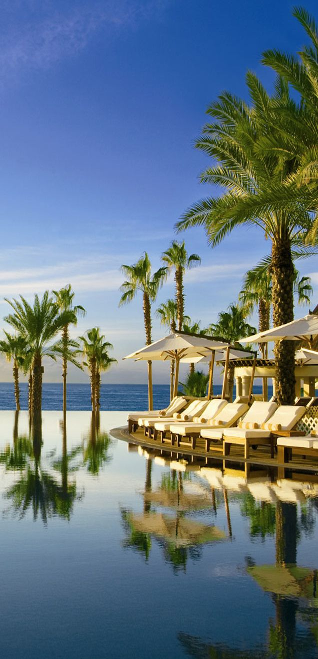 """Hilton Los Cabos"" Beach Resort -=- San Jose del Cabo, Baja California,"