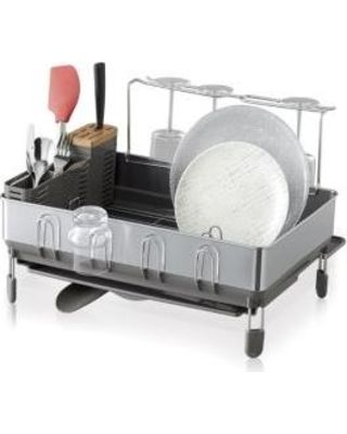 simplehuman Dish Rack Deluxe
