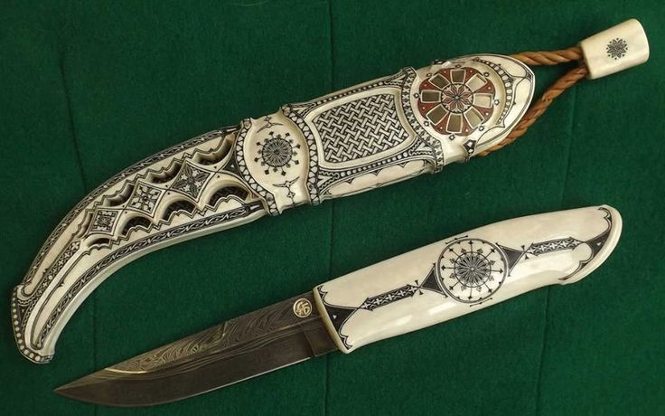 Traditional Nordic Knives
