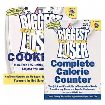 The Biggest Loser Cookbook and Calorie Counter $21.95 #BiggestLoserSets Book, Counter 21 95, 21 95 Biggestloser, 2195 Biggestlo, Counter Sets, Calories Counter, The Biggest Loser, Myfav, Loser Cookbooks