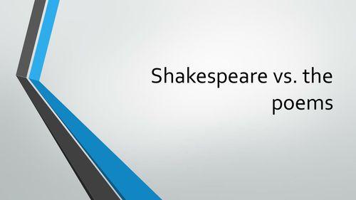 Comparing Romeo and Porphyria's Lover