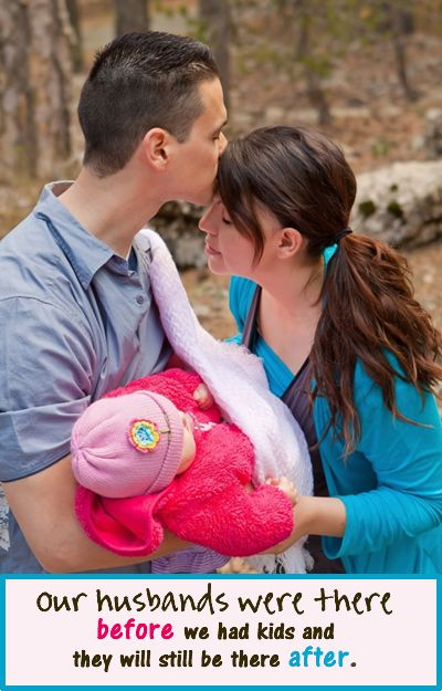 Children or Marriage: Putting Your Husband First