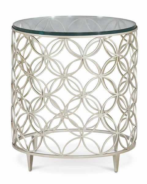 Caracole   Classic Contemporary Bubbles Side Table By Schnadig   Olindeu0027s  Furniture   End Table Baton Rouge, Lafayette, New Roads, Louisiana, Found  On Home ...
