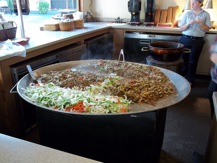 Dollywood Park S Other Delicious Quot Big Skillet Quot Meal