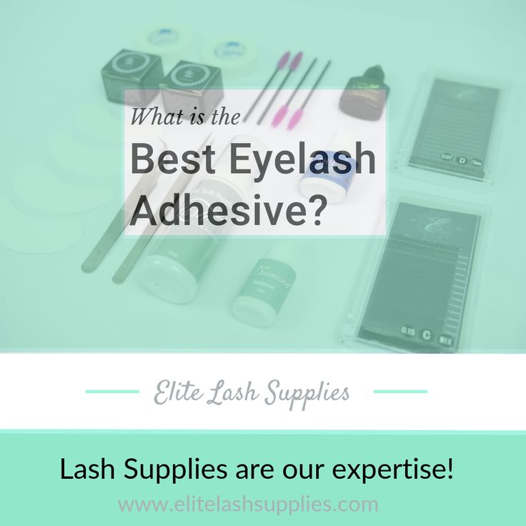 Where to find the best Eyelash Extension Adhesive!  Struggling with Retention? Looking for the best Eyelash Adhesive?  Read our Blog today!  https://www.elitelashsupplies.com/blogs/what-is-the-best-eyelash-adhesive/what-is-the-best-eyelash-adhesive