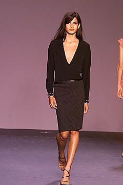 Vivienne Tam Spring 2001 Ready-to-Wear Collection Slideshow on Style.com