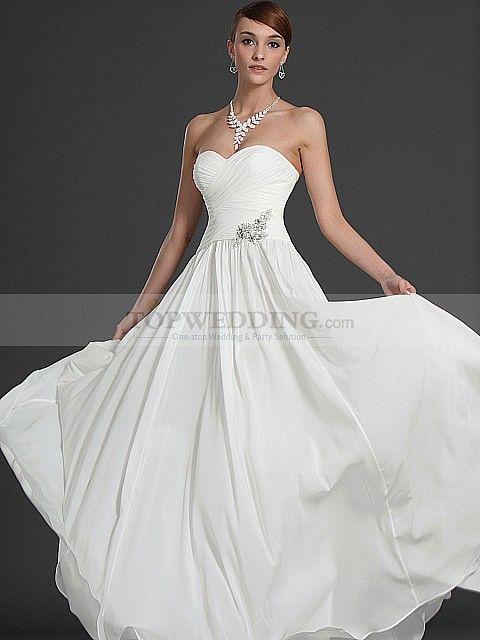 226 besten Wedding Dresses Bilder auf Pinterest | Ausschnitt ...