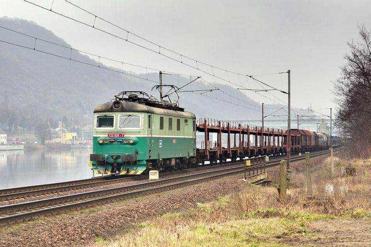 ČDC 123 026 at Usti nad Labem