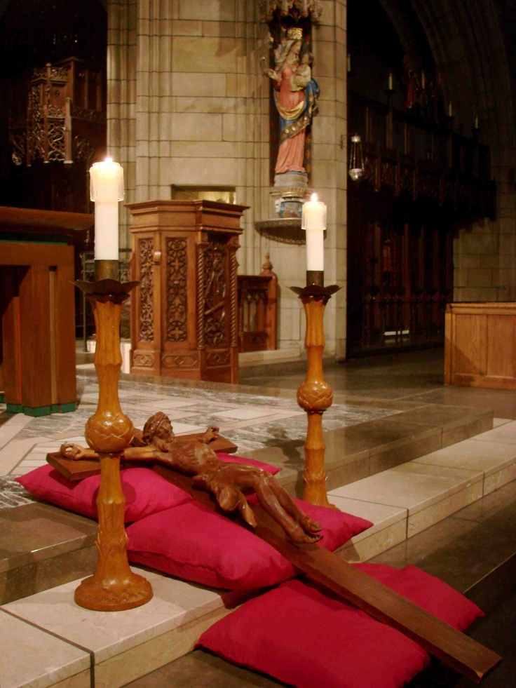 Images about good friday on pinterest altar