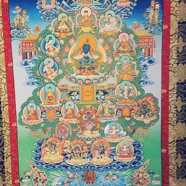 #Refuge #Tree #Thangka #kagyulineage #buddhism #buddha #karmapa #karmakagyu #karmapachenno #kagyu #mantra #mandala #mahakala #Rinpoche #Lama #Dharma #dupsengrinpoche #chogyalrinpoche #chogyal #dupseng #vajrayana #meditation