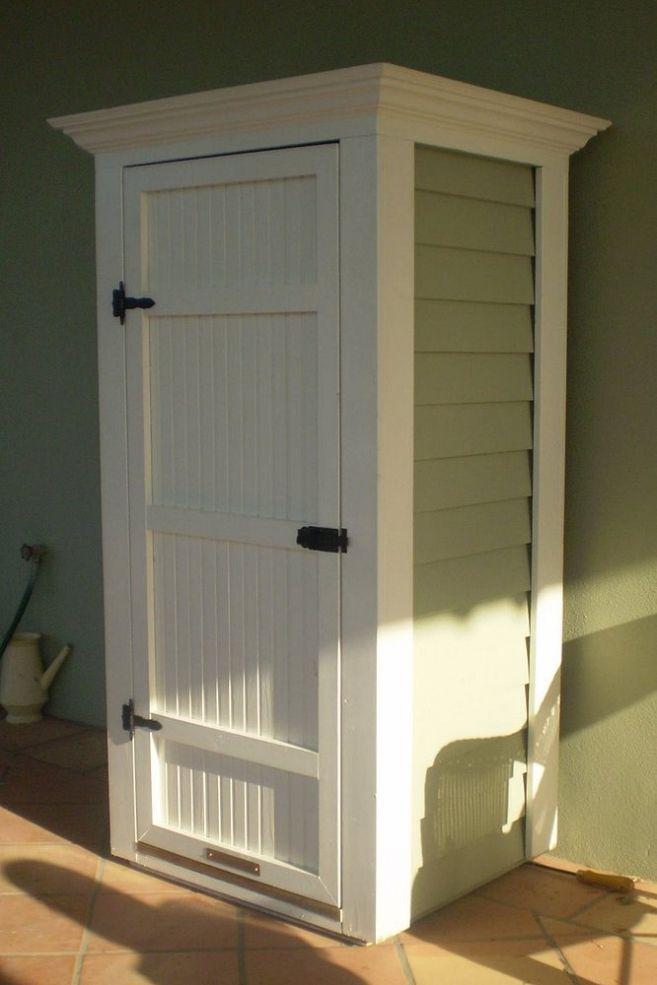 Small Outdoor Storage :: Hometalk