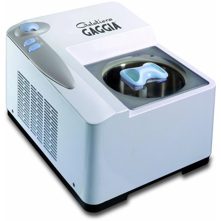 Gaggia // RI9101/08 // Gelatiera ismaskine med kompressor