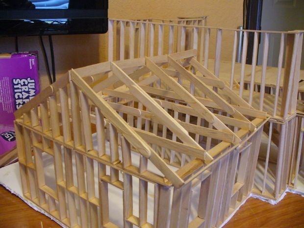 Best 25 Model House Ideas On Pinterest Balsa Wood