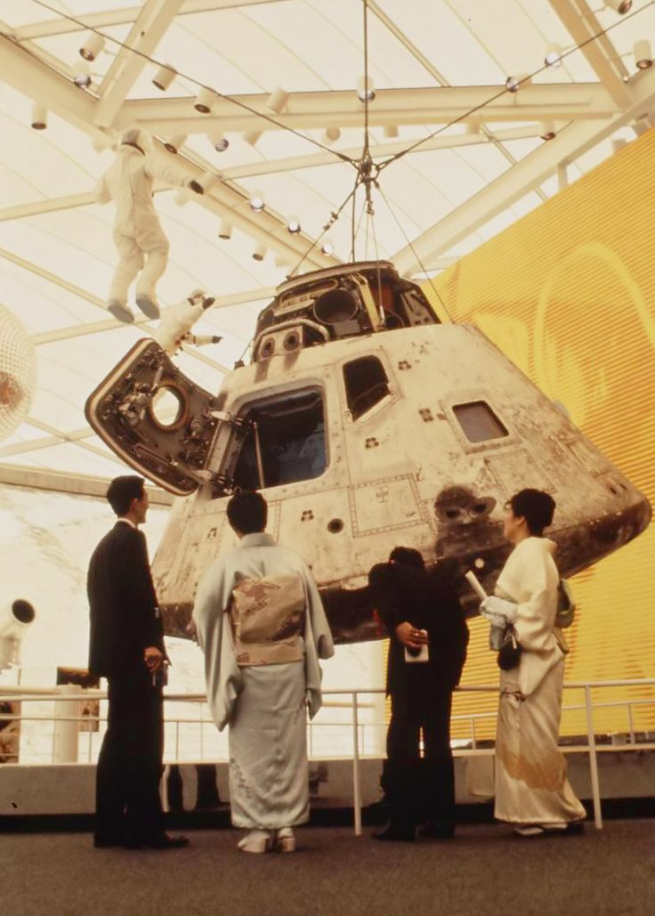 pjmix: Expo '70 Japan (via LIFE)