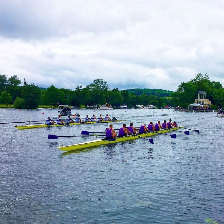 The Henley Royal Regatta is well underway and even moody skies won't dampen our mood! Good luck to all the fantastic Eight Ray Music musicians who are performing all over the town through the week! #SoundsPurple