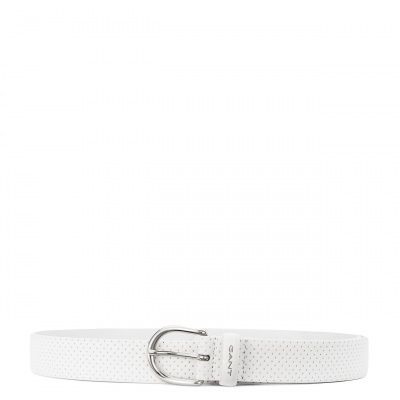 GANT Golf Club Leather Belt #vermontfashion