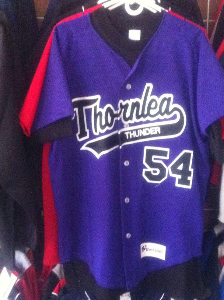 Thornlea baseball www.silverstar-sports.com