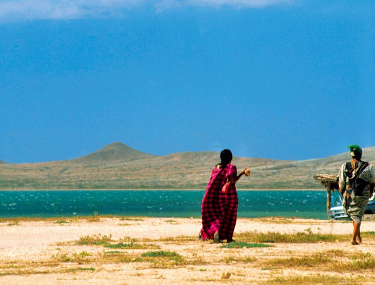 Península de la Guajira #Latristehistoriadelacandidaeréndiraysuabueladesalmada