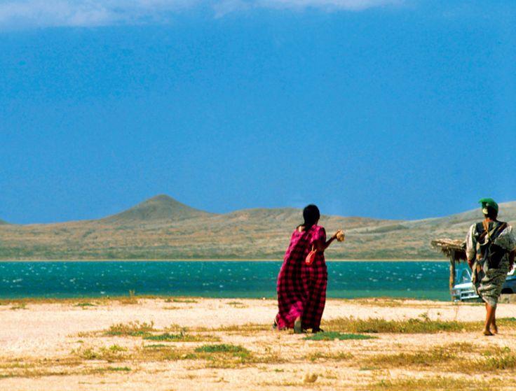 Península de la Guajira #Latristehistoriadelacandidaeréndiraysuabueladesalmada: