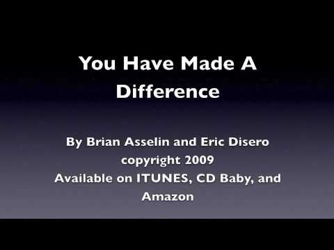 Teacher Appreciation Song: A Song for Teachers - You Have Made A Difference  ( RETIREES )... nice.