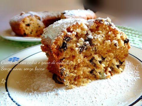 Ciambella vegan, per la ricetta dettagliata clicca sul link: http://blog.cookaround.com/lamimosarosa/ciambella-vegan/