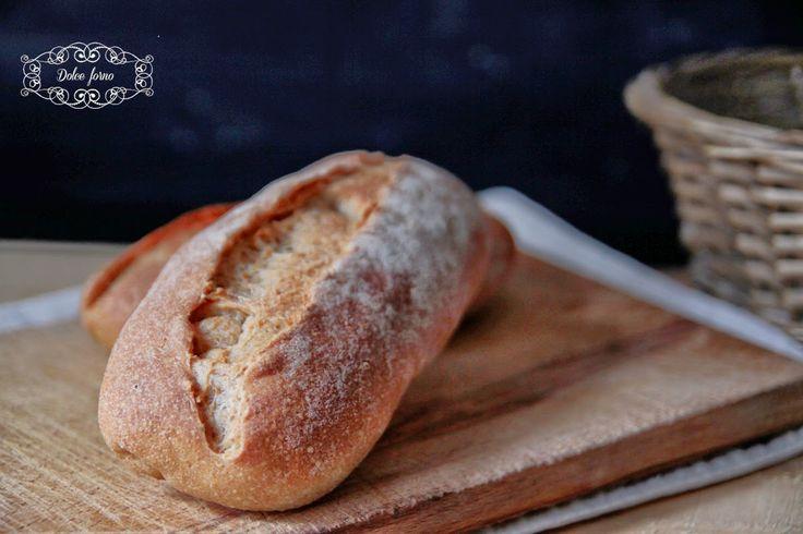 Pane con farina di lenticchie
