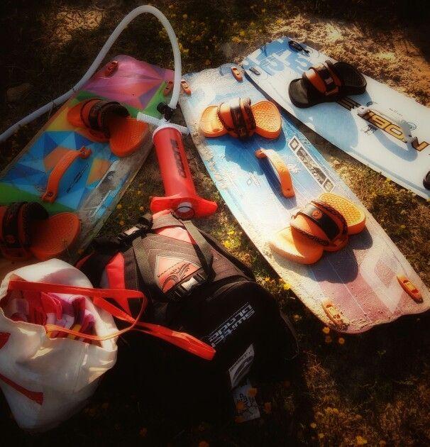 Kitesurfing Espana Tarifa