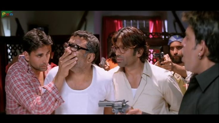 Phir Hera Pheri (2006)153 min Comedy, Crime 09 Jun 20066.4Rating: 6.4 / 10 from 8,225 usersBabu Rao, Raju and Shyam, are living happily after having risen from rags to riches. Still, money brings the joy of riches and with it the greed to make more money - and so, with a don as an unknowing... - http://www.500mbdownload.com/bollywood-movies/phir-hera-pheri-2006-hindi-720p-hd