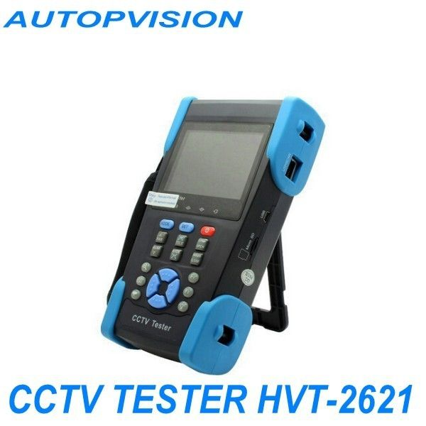 "196.86$  Buy now - http://alirko.worldwells.pw/go.php?t=32416107892 - ""3.5 """"Multimeter CCTV Tester with IP address search and wire tracker HVT-2621"""