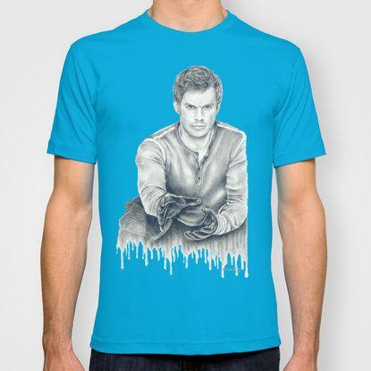 T-shirts by Heather Andrewski | Society6