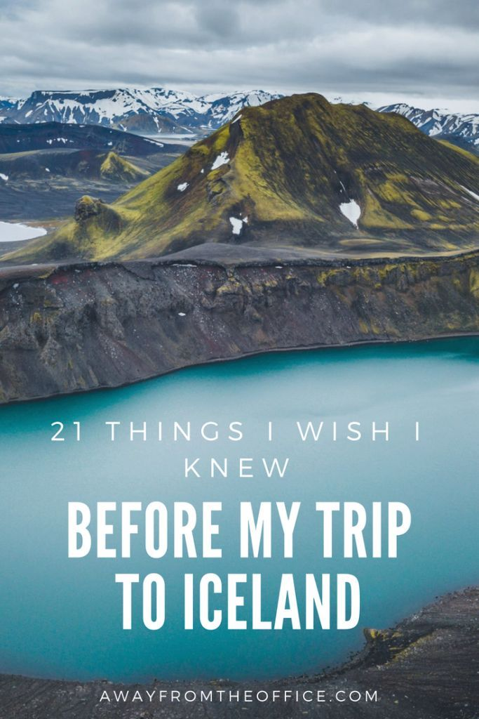 21 Things I Wish I Knew About Iceland Before My Trip