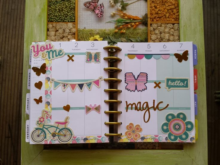 Happy Planner di Paola Martino