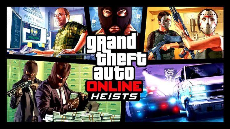 【GTAO】 脱獄大作戦フィナーレ(脱獄フィナ) 破壊担当 バザード空爆援護Grand Theft Auto Online The Prison...